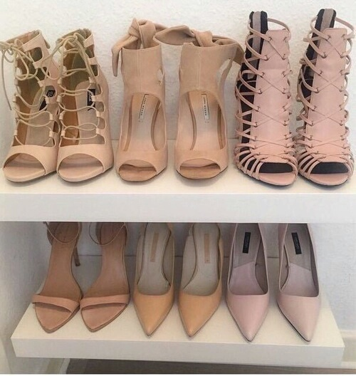 nude-shoe