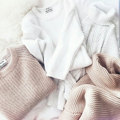 nude sweater