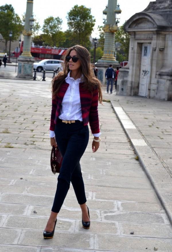 Tips para lograr un look formal sin verte aburrida en el intento 14d13abf2