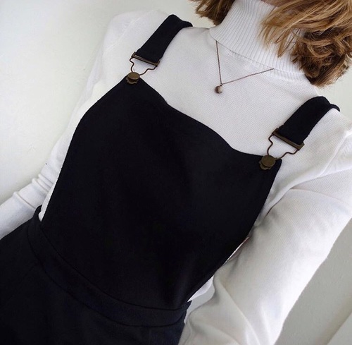 overol blusa
