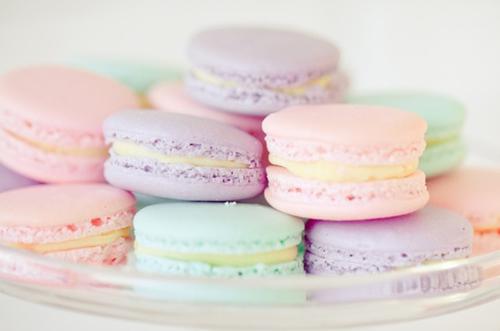 pastel macaron