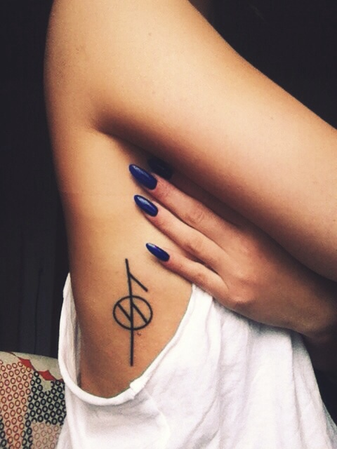 ribs tattoo