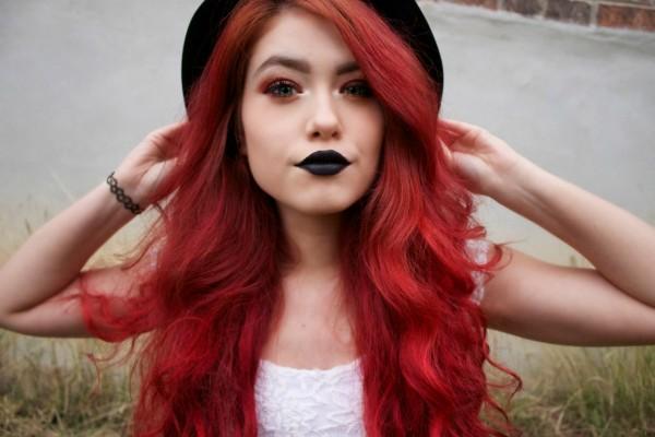 rojo lipstick si