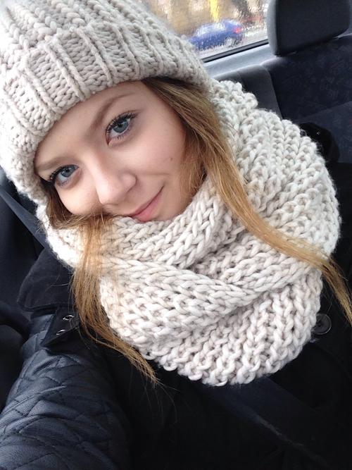selfie frio