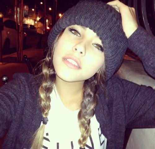 selfie gorrito