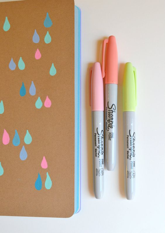 sharpies coleccion