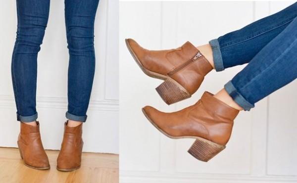 skinnyjeans botas