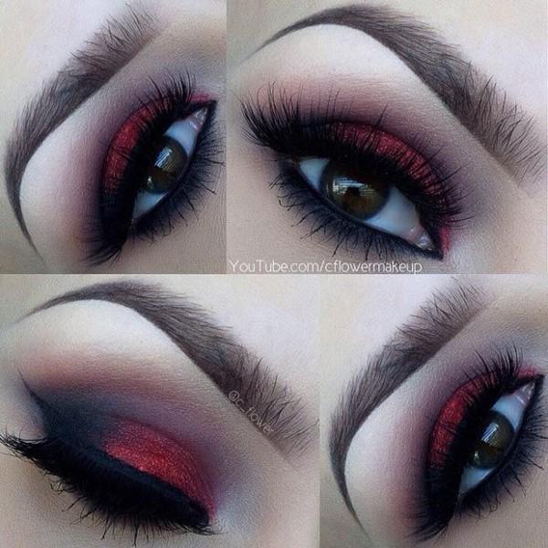 smokey red eye