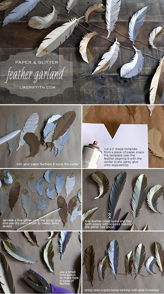 tira de plumas