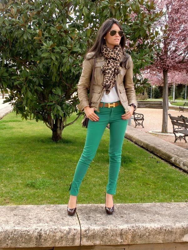 verde cute