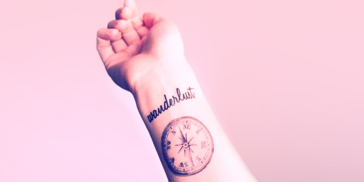 Tatuajes Para Chicas Wanderlust