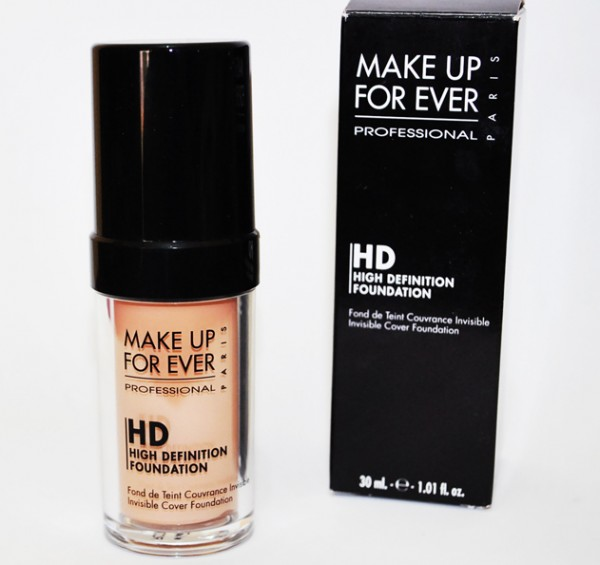 Base de maquillaje Make Up For Ever HD