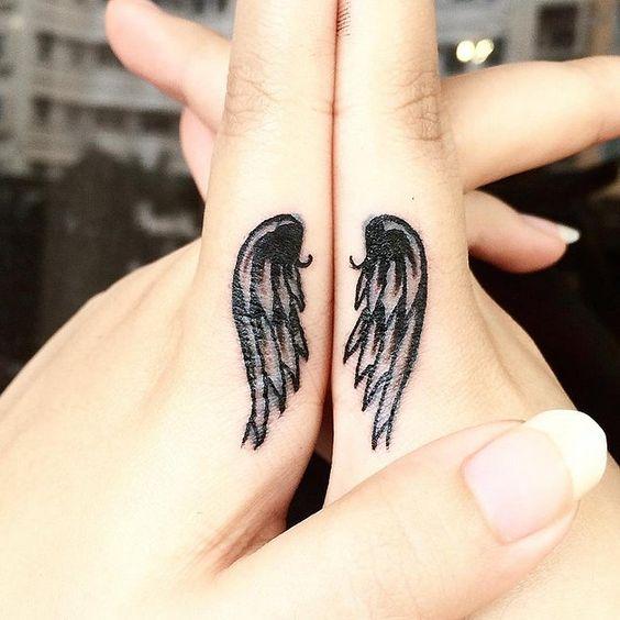 alas dedos