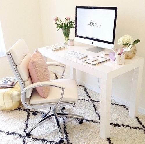 alfombra blanca