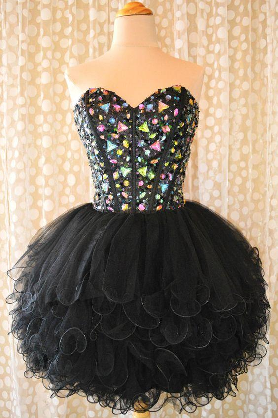 blackdressing