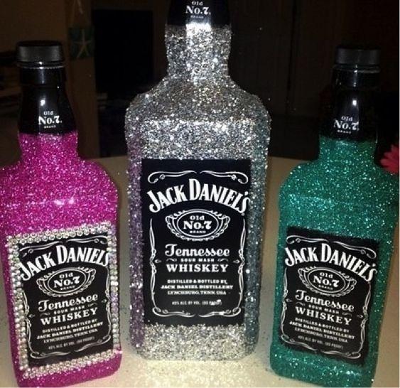 bottle glitter