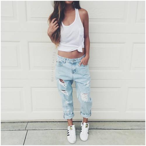 boyfriendjeans outfit