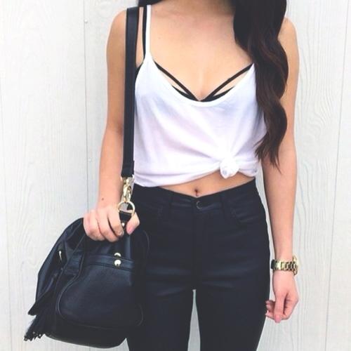 bralette blusa