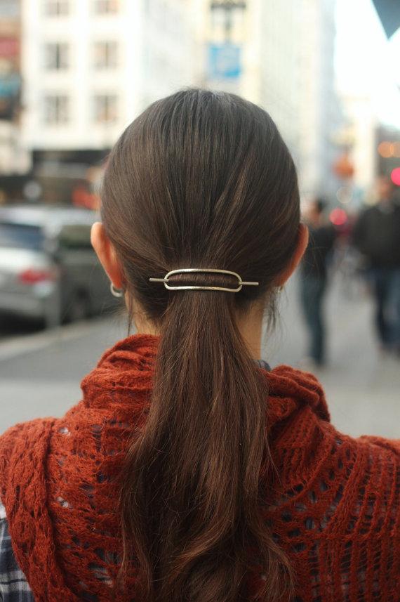 clip para el cabello lindo