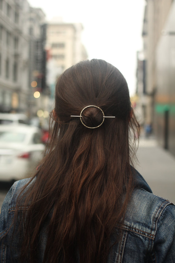 clip para el cabello