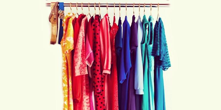 Ideas para tener un cl set abierto sin que luzca desastrozo for Closets abiertos pequenos
