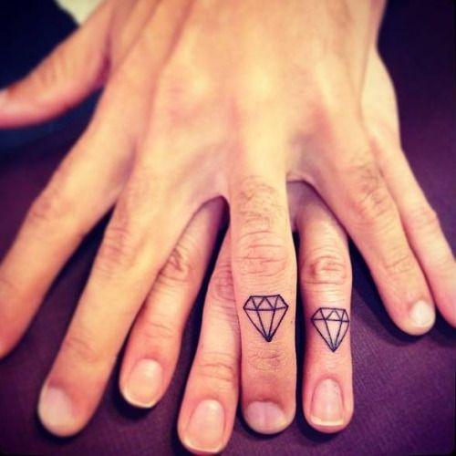 diamante manos