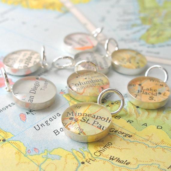 dijes mapa
