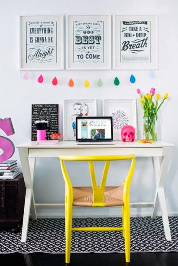 escritorio calavera