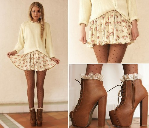 falda nice