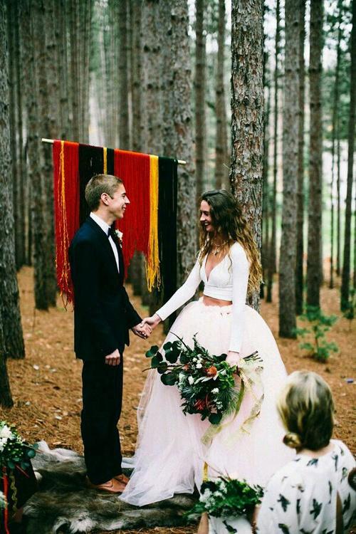 falda tulle boda
