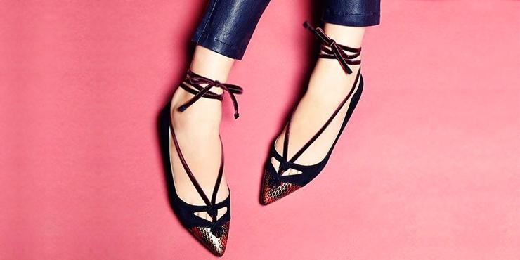 9f64d1f71c Zapatos sin tacón que puedes llevar a una fiesta elegante