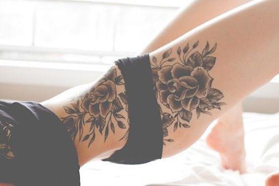 Tatuajes que mueren por vivir en tu cadera