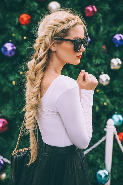 hairstyle blonde