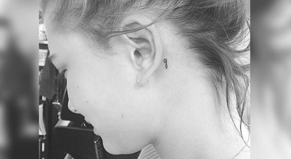 inicial tatuaje