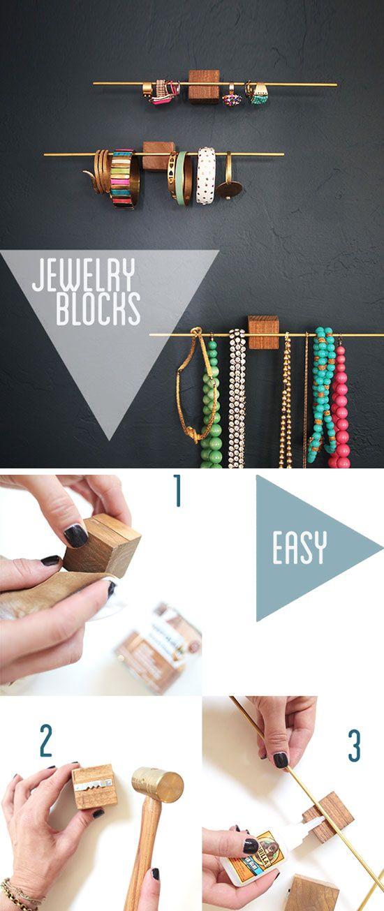 jewelry block