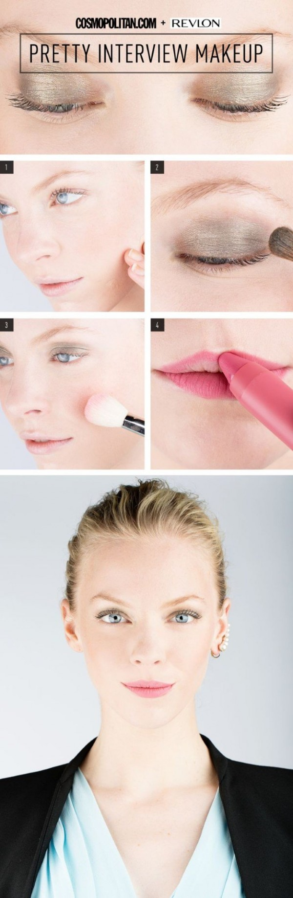 maquillaje simple
