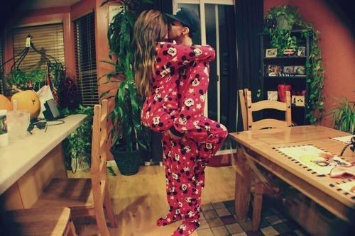 Fotos En Pijama Que Tienes Que Tomarte Con Tu Novio