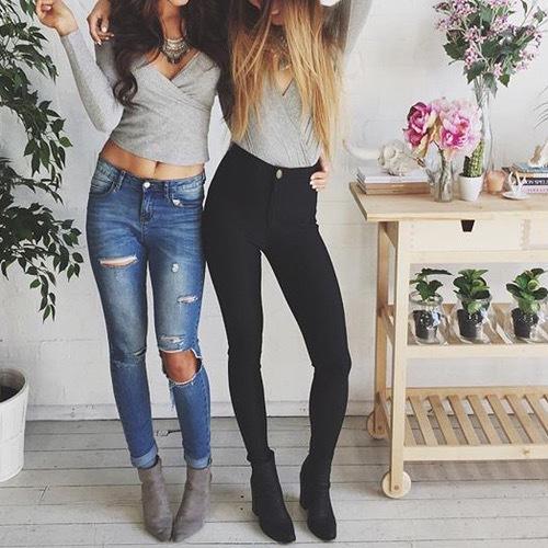 mejores amigas goals
