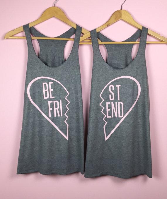 mejores amigas shirt