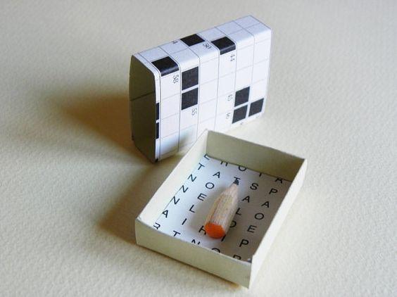 mini crucigrama