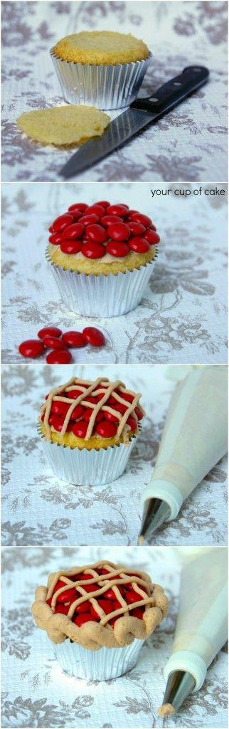 muffin pequeñito
