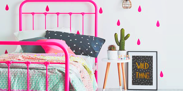 15 ideas chic para decorar tu cuarto con irresistibles for Ideas para decorar habitacion hippie