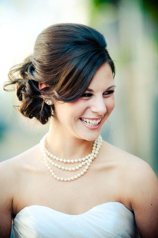 16 peinados que te har n ver hermosa en tu vestido de novia - Lo ultimo en peinados de novia ...