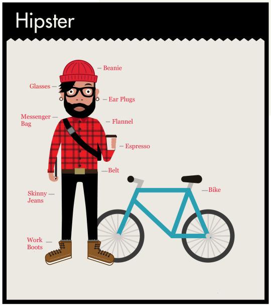 novio hipster