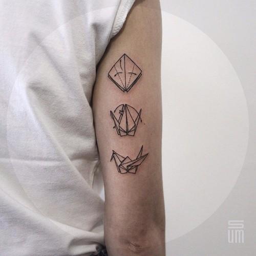 origami-tattoo