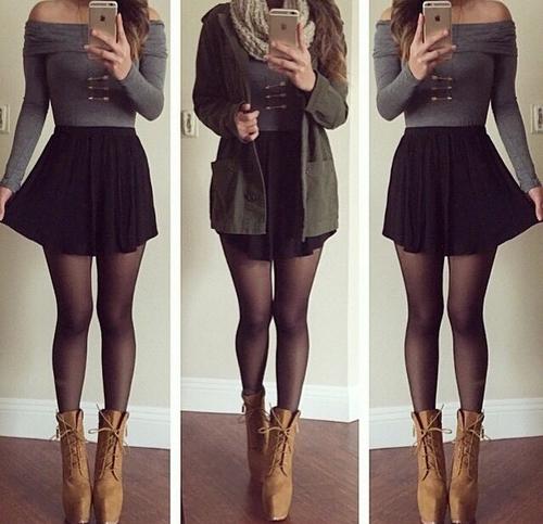 outfits para cita