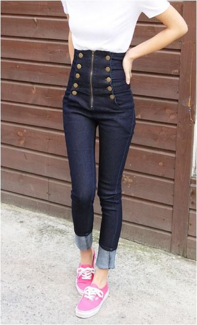 pantalon cintura