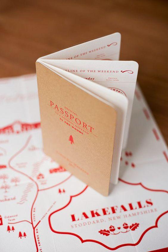 pasaporte lindo