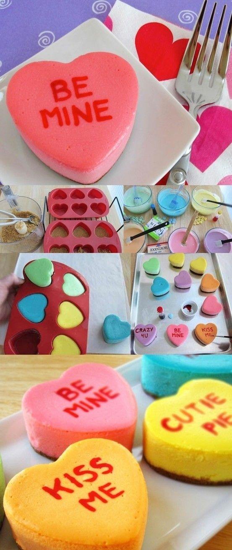 pastelitos corazon