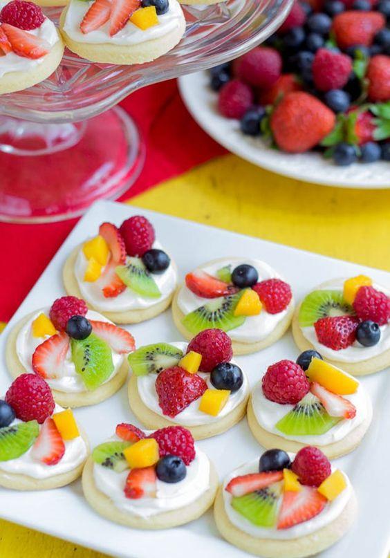pastelitos de fruta